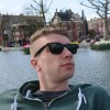 My face outside the Rijksmuseum